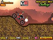 Bakugan Bike Challenge game