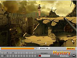 Adventure Places: Hidden Letters game