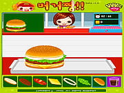 Hamburger Girl game