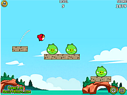 Angry Birds Hero Rescue game