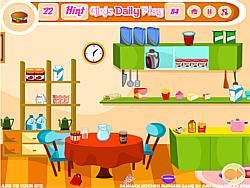 Ransack Kitchen Burgers game
