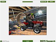 ATV Bike Puzzle game