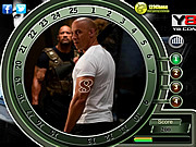 juego Fast and Furious Hidden Numbers