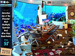 Underwater Hotel game