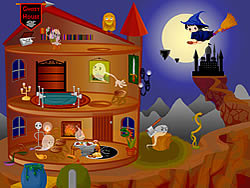 Halloween House Makeover 2 game
