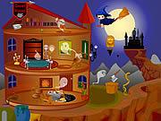 juego Halloween House Makeover 2