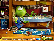 Gioca gratuitamente a Monsters University Hidden Objects