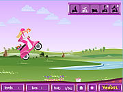 Barbie Stunts game