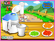 Delicious Fruits Juice game