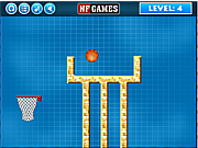 Basketball Gozar لعبة