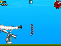 Plane Loopy game
