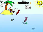 juego Island Fishing