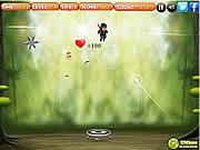 Bouncing Ninja game