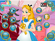 Alice In Wonderland Makeover game