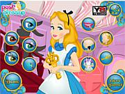 Alice In Wonderland Makeover game