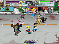 Zombiesta game