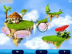 Sweet Island Hidden Numbers game