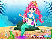 Tender Mermaid Princess game