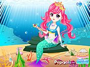 Tender Mermaid Princess game