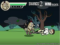Gavin The Pro Golf Goblin Halloween Toure game