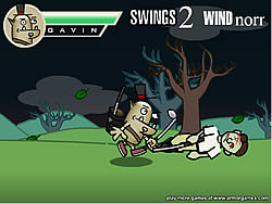Gavin The Pro Golf Goblin Halloween Toure game