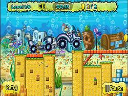 Spongebob Tractor 2 game