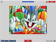 Bugs Bunny Jigsaw Game game