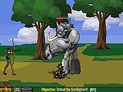 jeu Monster Hunt