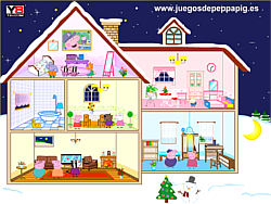 Peppa Pig Doll House spel