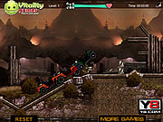 juego Monster Buggy Madness