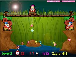 Fairy Fishing game