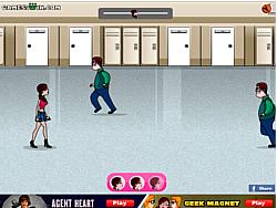 Geek Magnet game