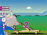 Mr Bean Fly Sky game
