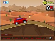 Desert drive game game