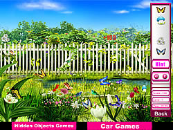 Magic Springs Hidden Objects game