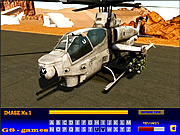 juego Helicopter Hidden Letters
