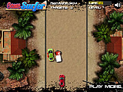 Off-Road Challenge Destruction game