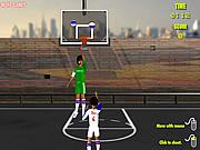Tricky Hoop game