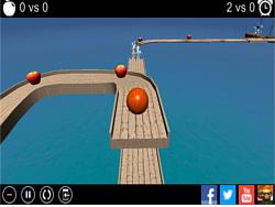 Apple Run 3D game