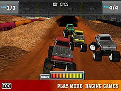 Monster Trucker 3D game