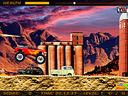 juego Crazy Flame Truck