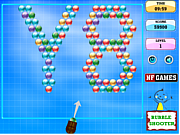 Bubble Shooter Level Pack game
