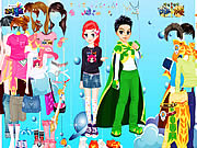 Play Perfect match dress up Game