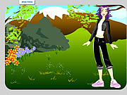 Play Fashion show time Game