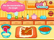 juego Winnie's Pizza Puff Pinwheels
