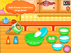 Hello Kitty Strawberry Cheese Cake game