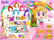Candyland Doll game