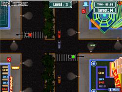 Vegas Traffic Mayhem game