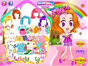 Cute Candyland Doll game