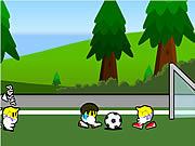 Emo Soccer game